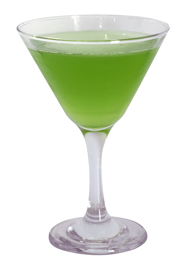 Appletini Mocktail