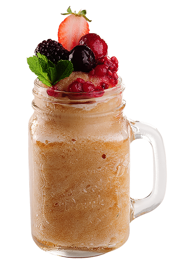 Berry Ice Tea Crush