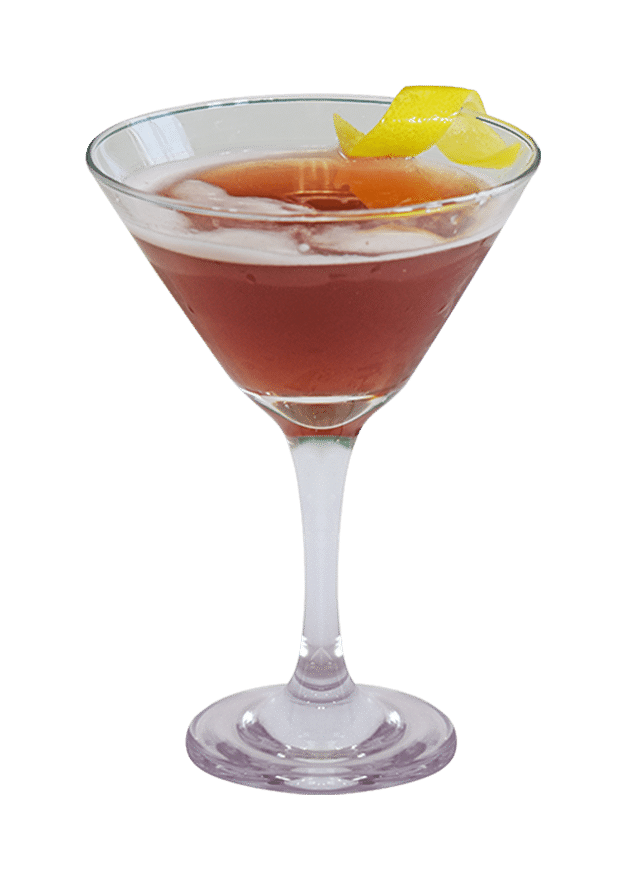 French Martini Mocktail