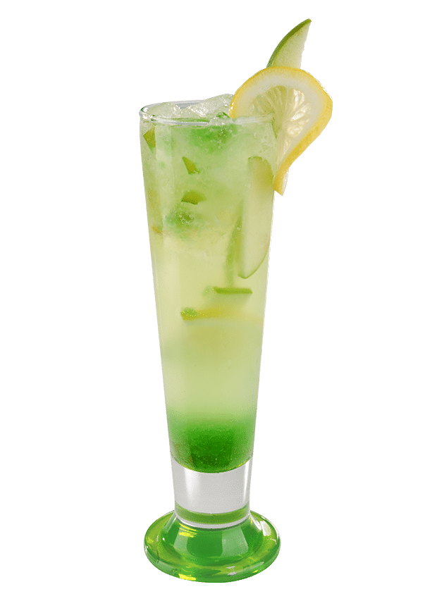 Green Apple Spritzer