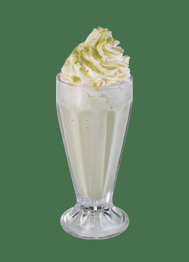 Green Matcha Milkshake