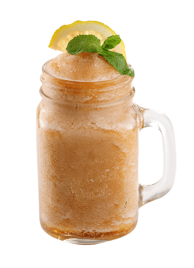 Lemon Ice Tea Crush