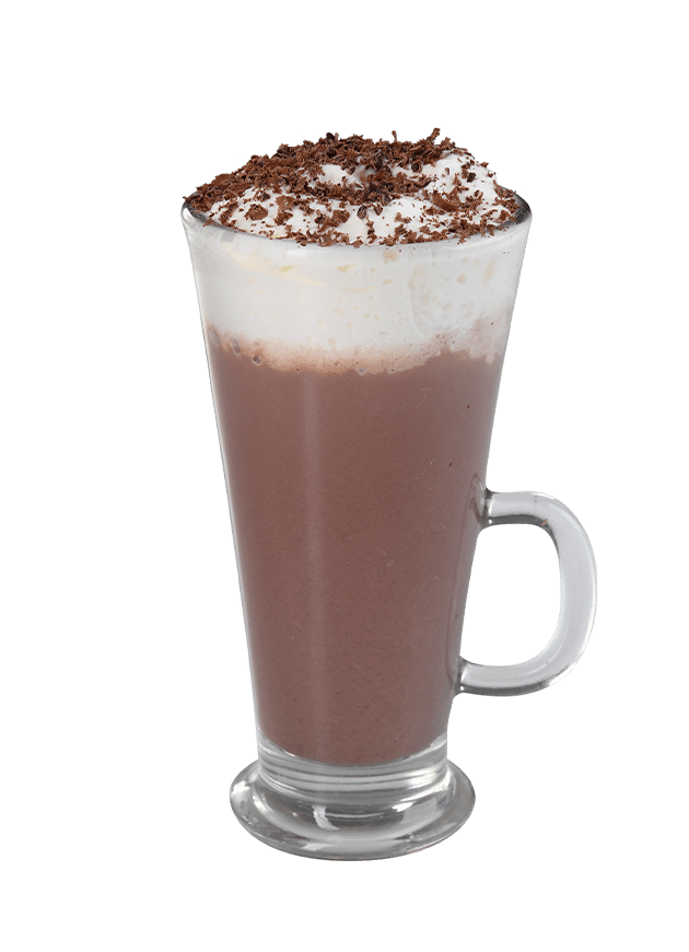 Lite Decadent Hot Chocolate