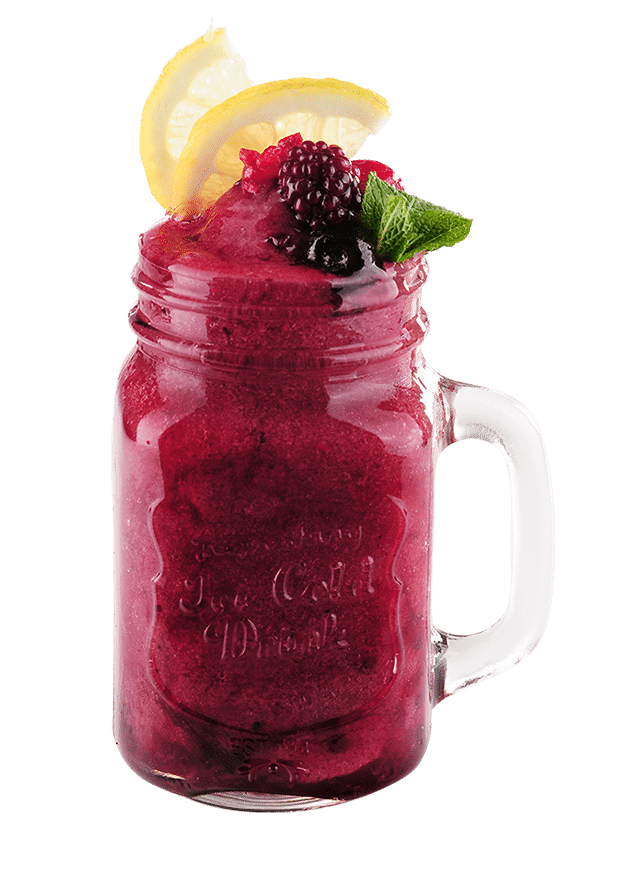 Mixed Berry Crush