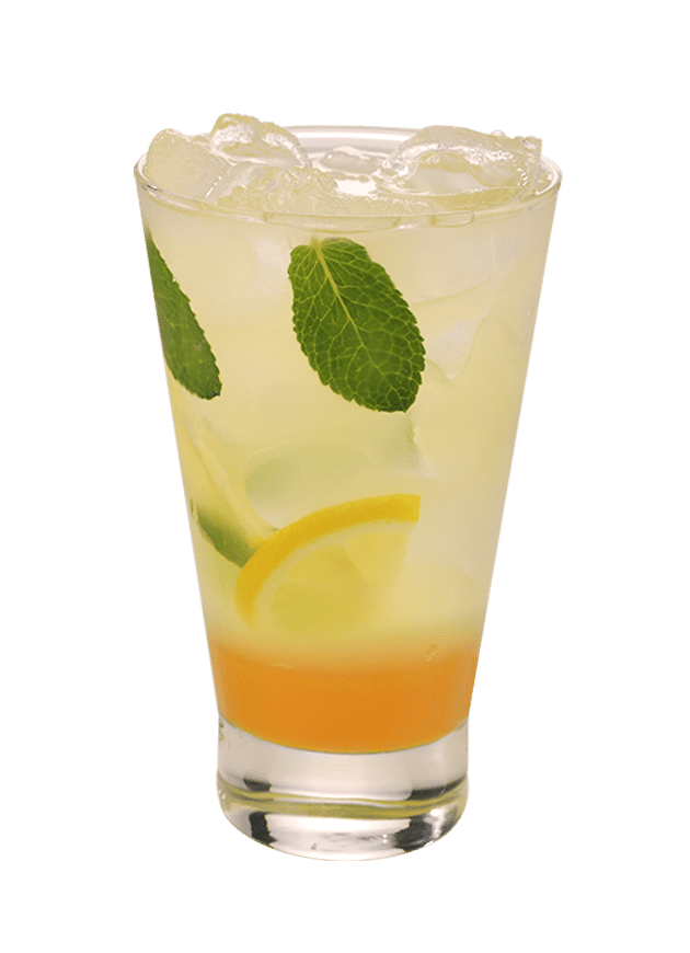 Passion Fruit Spritzer