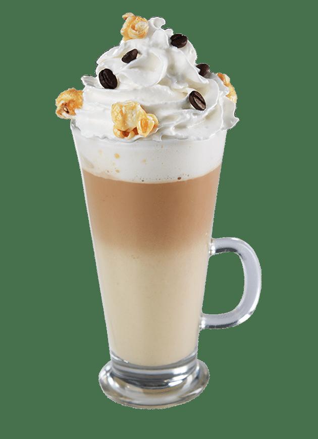 Popcorn Cappuccino