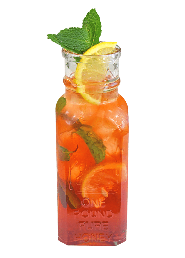 Strawberry Lemon Cooler