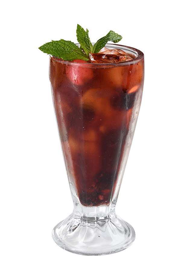 Sugar Free Berry Ice Tea Cooler