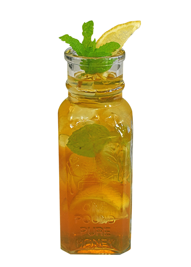 Vanilla Lemon Cooler
