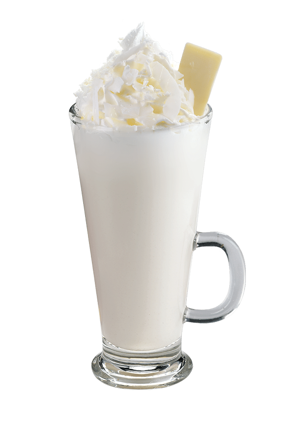 Vanilla White Hot Chocolate