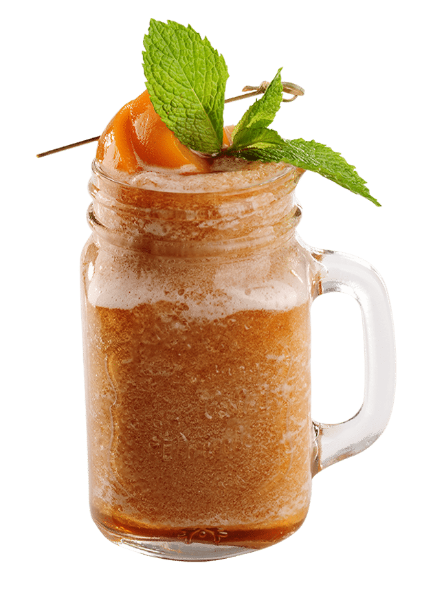 Peach Ice Tea Crush