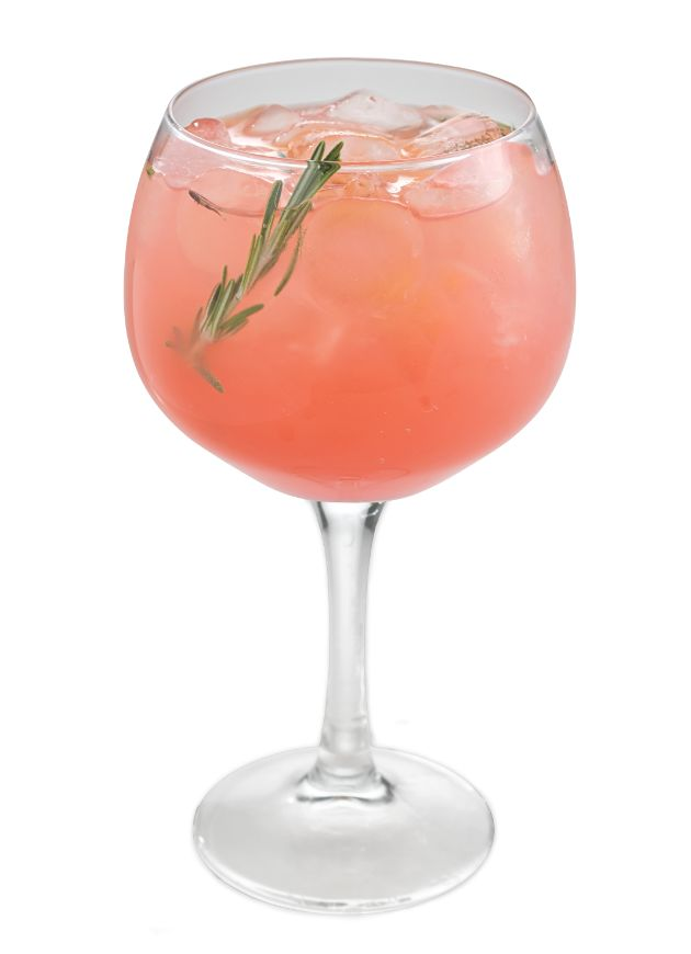 Strawberry and Rosemary GDL